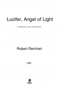 Lucifer, Angel of Light