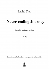 Never ending journey image
