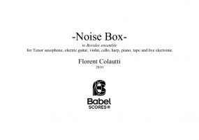 Noise box image