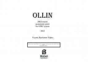 Ollín (mouvement)