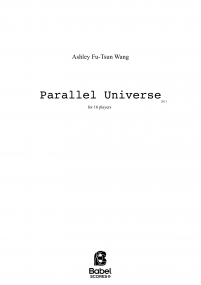 Parallel Universe Ashley Fu Tsun Wang A4 z