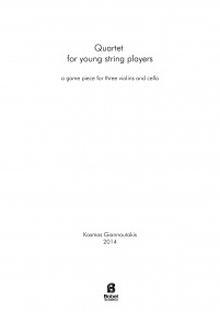 Quartet for young string players