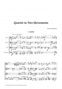 Quartet in two movements copia 2