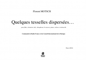 Quelques tesselles dispersees A4 z 3 1 57