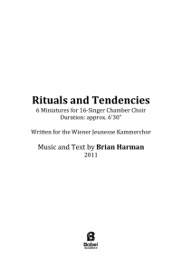 Rituals and Tendencies