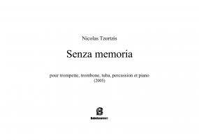 Senza Memoria