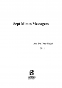 Sept Mimes Messagers