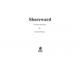 Shoreward