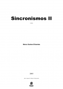 Sincronismos II