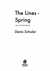 The Lines - Spring