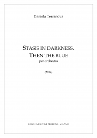 Stasis in darkness. Then the blue