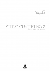 String Quartet N°2 image