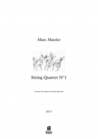 String Quartet N 1    image