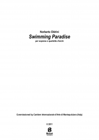 Swimming Paradise image