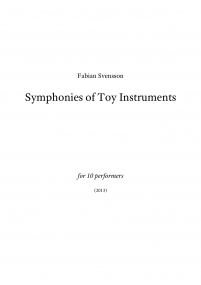 Symphonies of Toy Instruments