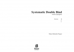 Systematic double bind
