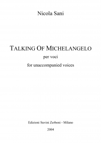 Talking of michelangelo