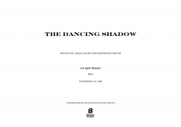 The Dancing Shadow