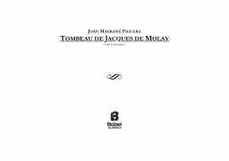 Tombeau de Jacques de Molay