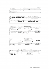 Torrent of Images for Solo Piano z 5