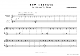 Toy Toccata A4 z 3 7 271