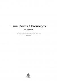 True Devils Chronology