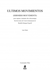 Ultimos Movimientos