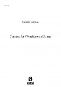 Concerto for Vibraphone and Strings