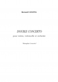Double Concerto image