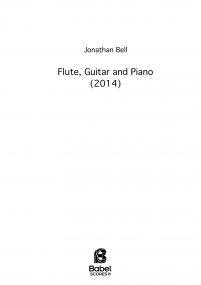 Flute, Guitar and Piano