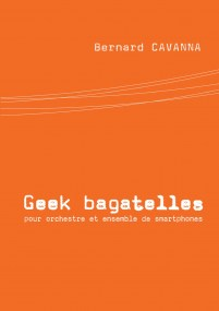Geek bagatelles