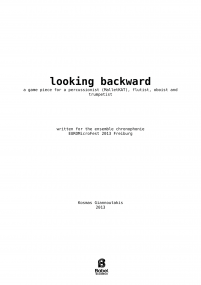 looking backward A4 z