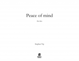 Peace of mind image