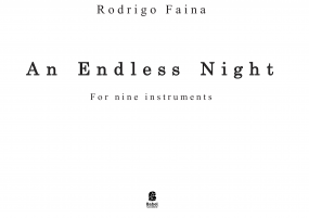 An Endless Night image