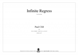 Infinite Regress