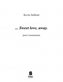 ... Sweet love, away. image