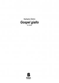 Gospel giallo