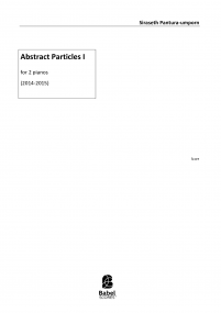 Abstract Particles I