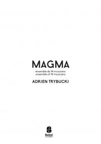 Magma [14 mus.]