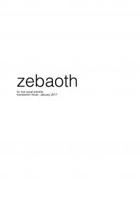 Zebaoth