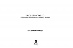 Toque Manifesto