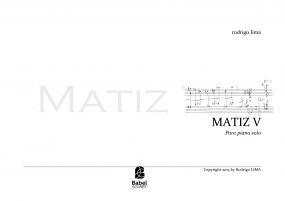 MATIZ V