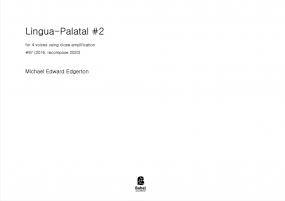 Lingua Palatal #2