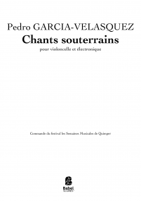 Chants souterrains