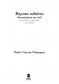 Rayons solaires  image