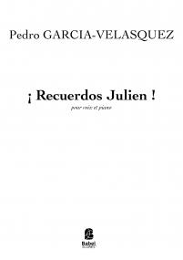 ¡ Recuerdos Julien !