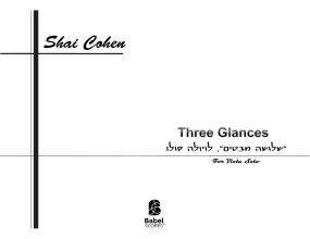 Three Glances