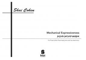 Mechanical Expressiveness