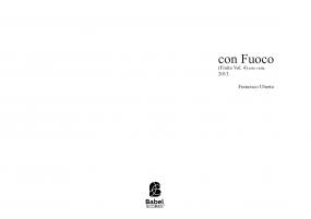 Con Fuoco (finito vol.4)