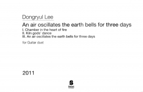 an air oscillates the earth bells for three days